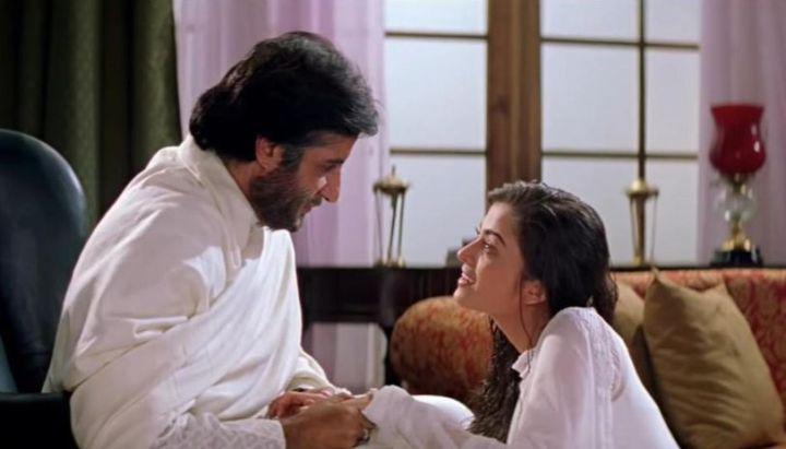 Amitabh Bachchan in Mohabattein
