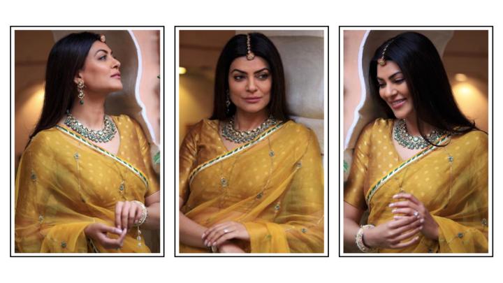 Sushmita Sen's Aarya On Disney+ Hotstar Is Telling You That You Need a YellowLehenga