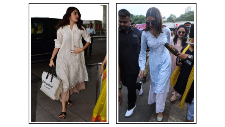 2 breathable kurtas from Anushka Sharma's closet
