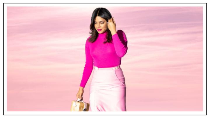 Colour your sky pink with Priyanka Chopra Jonas' pinkensemble