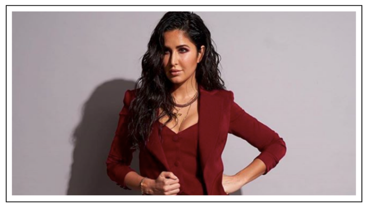 Don't miss Katrina Kaif go all red in Nikhil Thampi