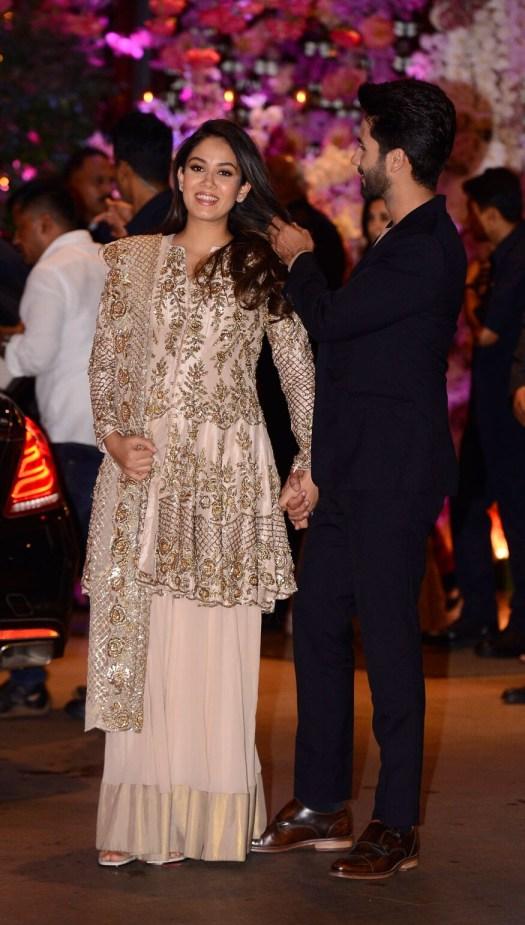 Mira Rajput Kapoor and Shahid Kapoor 3