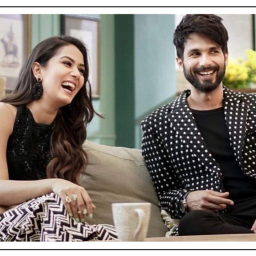 Proof that Mira Rajput Kapoor and Shahid Kapoor are a fashion force