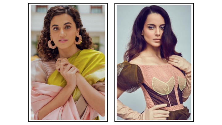 Taapsee Pannu replies to Kangana Ranaut's remarks: I refuse to take advantage of someone's death for personal vendetta