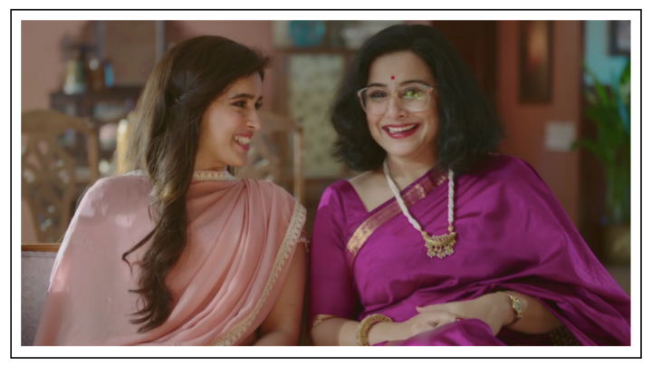 Vidya Balan & Sanya Malhotra are terrific but the writing of Amazon Prime's Shakuntala Devi is clumsy