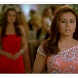 The final confrontation between Preity Zinta & Rani Mukerji in Kabhi Alvida Naa Kehna