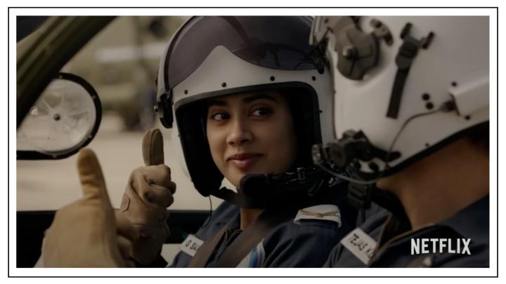 Will Gunjan Saxena: The Kargil Girl be Janhvi Kapoor's Highway? Seemsso!