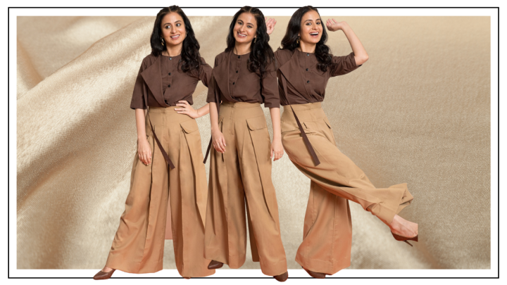 Rasika Dugal shows us how to have fun with earth tones