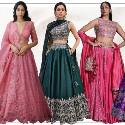 10 lehengas to pick from for your best friend's destination wedding