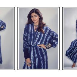 Shilpa Shetty Kundra's printed jumpsuit is a head turner