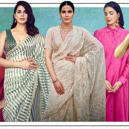 8 Ways to Master the Saree: The Kirti Kulhari Way