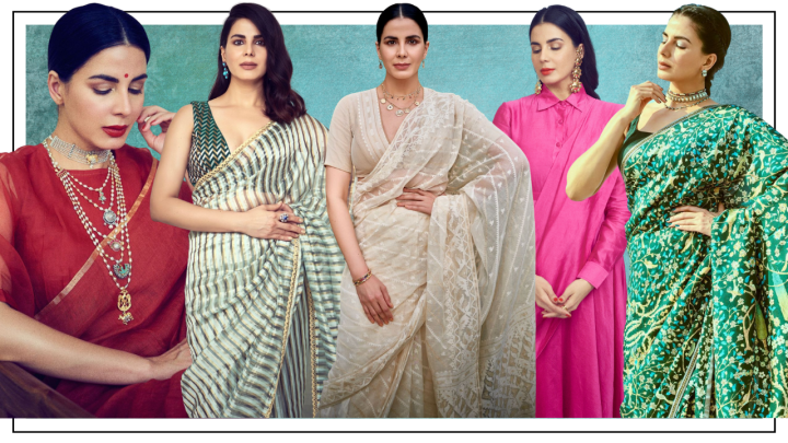8 Ways to Master the Saree: The Kirti Kulhari Way