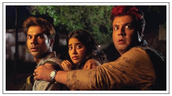'Roohi' Trailer: Rajkummar Rao, Janhvi Kapoor & Varun Sharma Promise a Performance HeavyHorror-Comedy